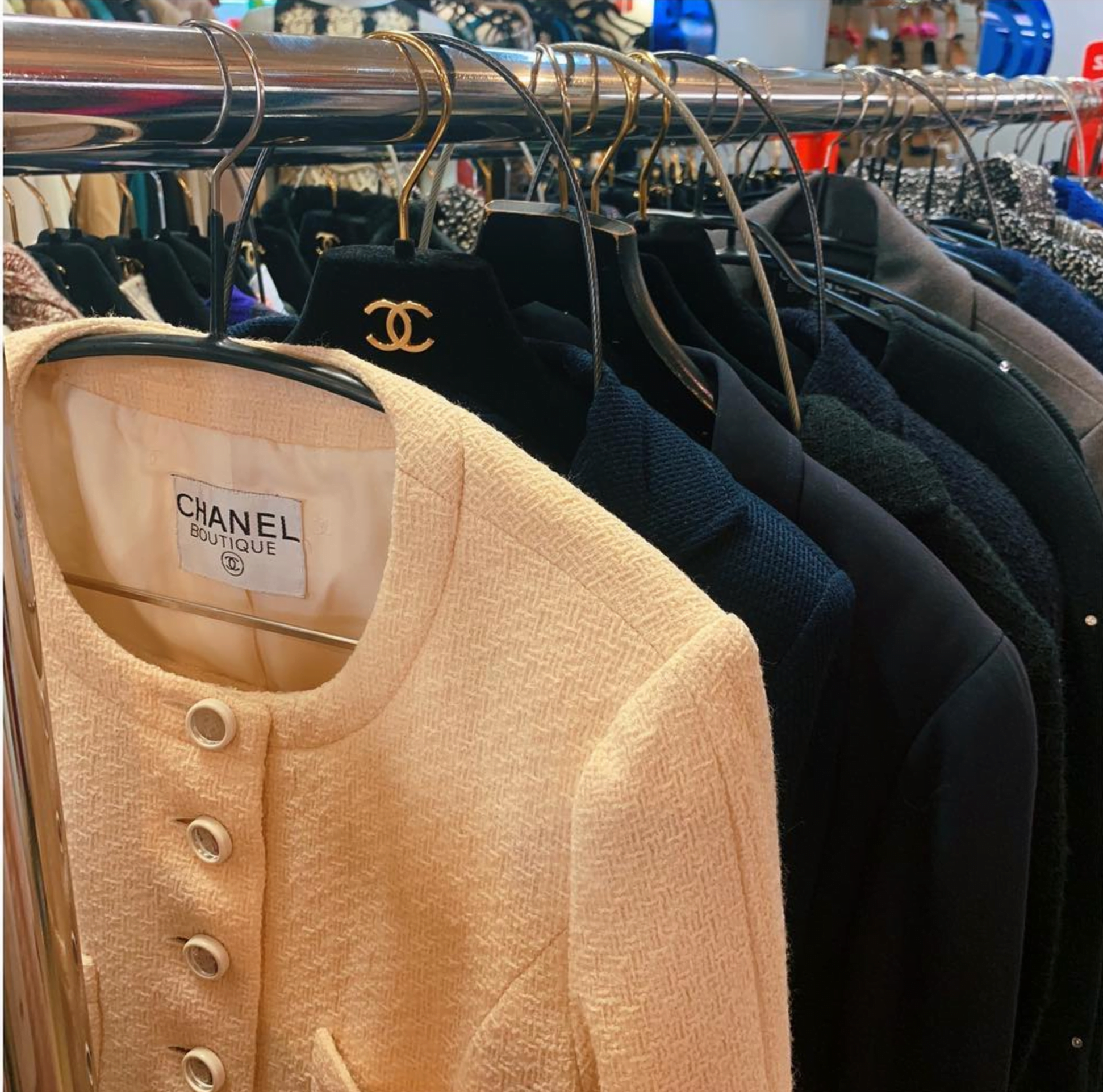 Preloved Chanel anyone?